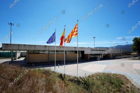 View of the Brians 2 prison in Barcelona, Spain, 24 June 2021, a day after 75-year-old John McAfee, founder of McAfee anti-virus company, was found dead in his cell in Brians 2 prison. According to the Catalan Justice Department, John McAfee was found dead in his cell after the Audiencia Nacional (Spain's National Court) approved his extradition to the US where he was expected to face tax evasion charges.