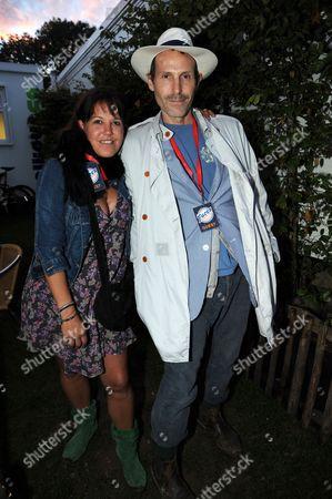 Angela and Marlon Richards