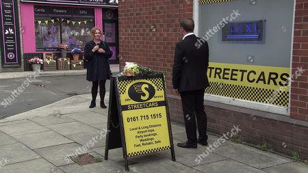 Editorial photo of 'Coronation Street' TV Show, UK - Jul 2021