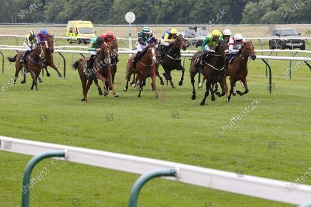 Editorial photo of Nottingham Races - 24 Jun 2021