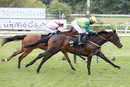 Editorial image of Nottingham Races - 24 Jun 2021