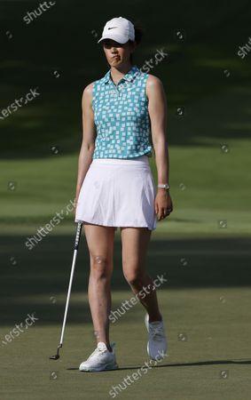 Editorial photo of 2021 KPMG Women's PGA Championship golf tournament, Johns Creeek, USA - 24 Jun 2021