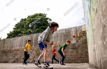 """Editorial picture of GAA Handball officially launches their """"Summer Series 2021"""" Initiative - 24 Jun 2021"""