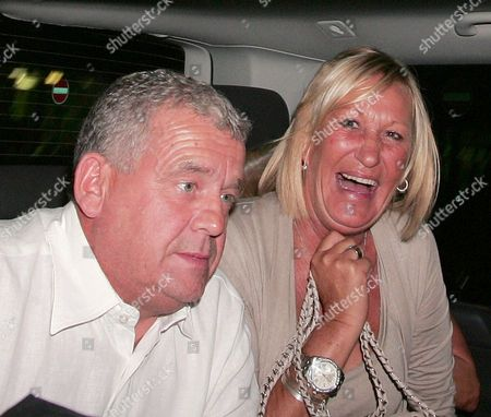 Ted Terry and Sue Terry