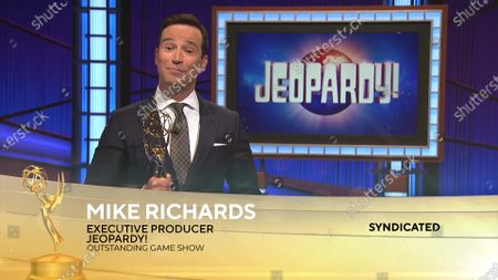 Mike Richards - Outstanding Game Show