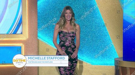 Stock Photo of Michelle Stafford