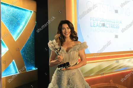 Stock Image of Jacqueline MacInnes Wood - Outstanding Performance by a Lead Actress in a Drama Series - 'The Bold and the Beautiful'