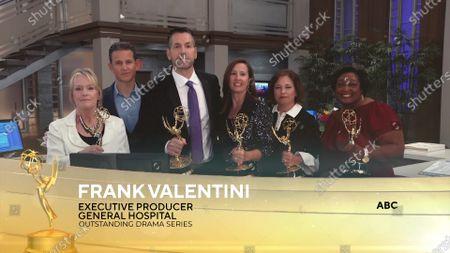 Frank Valentini - Outstanding Drama Series - 'General Hospital'