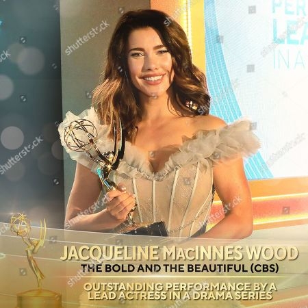 Stock Picture of Jacqueline MacInnes Wood - Outstanding Performance by a Lead Actress in a Drama Series - 'The Bold and the Beautiful'