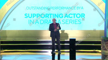 Stock Photo of Max Gail - Outstanding Performance by a Supporting Actor in a Drama Series - 'General Hospital'