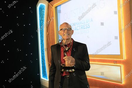 Max Gail - Outstanding Performance by a Supporting Actor in a Drama Series - 'General Hospital'