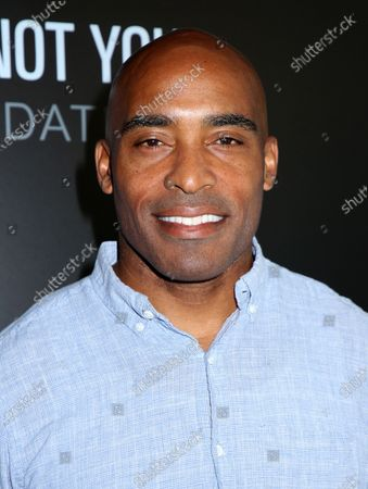 Stock Picture of Tiki Barber