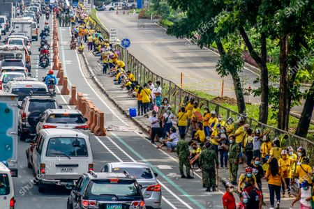 Editorial image of Ashes Of Former Philippines President Benigno Aquino III, Quezon City - 25 Jun 2021