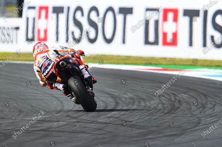 TT CIRCUIT ASSEN, NETHERLANDS - JUNE 25: Marc Marquez, Repsol Honda Team during the Dutch GP at TT Circuit Assen on Friday June 25, 2021 in ASSEN, Netherlands. (Photo by Gold and Goose / LAT Images)