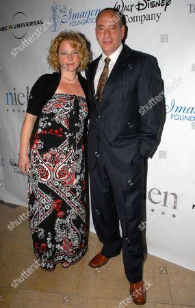 Nestor Serrano and wife Debbie Ross