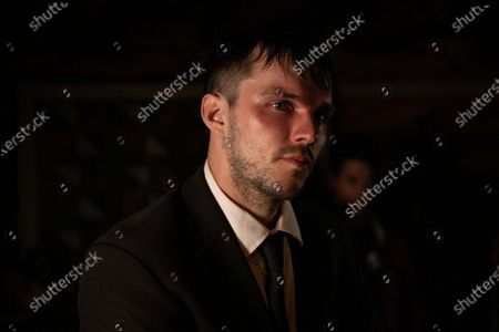 Stock Picture of Nicholas Hoult