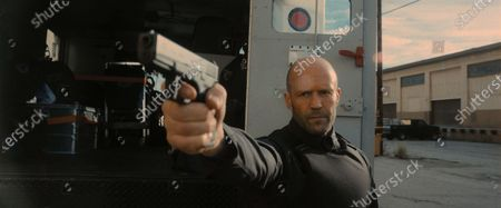 Stock Picture of Jason Statham