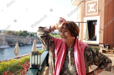 Editorial photo of 5th Aswan International Women Film Festival, Egypt - 25 Jun 2021