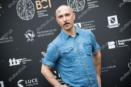 Editorial photo of BCT National Film and Television Festival, Benevento, Italy - 24 Jun 2021