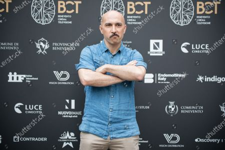 Editorial picture of BCT National Film and Television Festival, Benevento, Italy - 24 Jun 2021