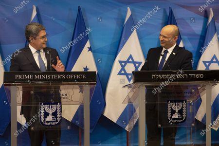 Editorial picture of Israeli Politics, Jerusalem, Israel - 24 Jun 2021