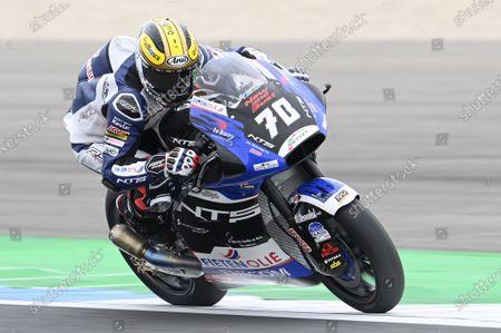 TT CIRCUIT ASSEN, NETHERLANDS - JUNE 25: Barry Baltus, NTS RW Racing GP at TT Circuit Assen on Friday June 25, 2021 in ASSEN, Netherlands. (Photo by Gold and Goose / LAT Images)