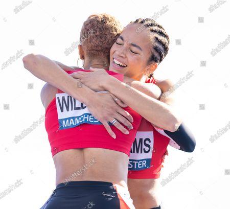 Editorial picture of Muller British Athletics Championships, Athletics, Manchester Regional Arena, Manchester, UK - 26 Jun 2021