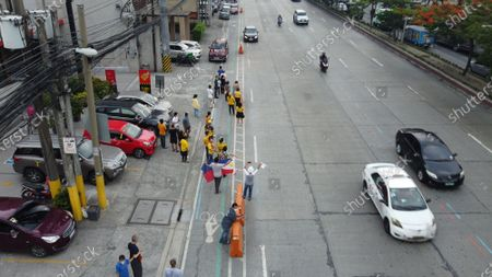 Editorial photo of Ph: Funeral of former President Noynoy Aquino, Quezon City, Philippines - 26 Jun 2021