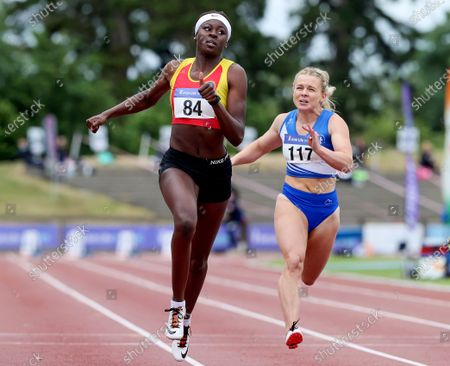 Editorial image of Athletics Ireland Irish Health Life National Championships, Morton Stadium, Dublin - 26 Jun 2021