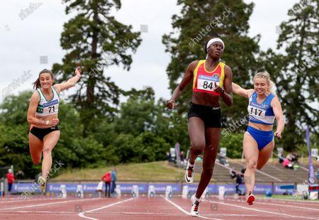Editorial photo of Athletics Ireland Irish Health Life National Championships, Morton Stadium, Dublin - 26 Jun 2021