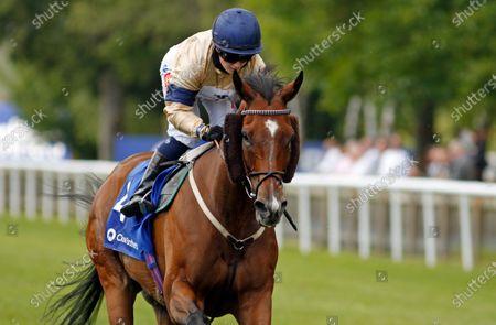 Editorial image of Horse Racing - 26 Jun 2021
