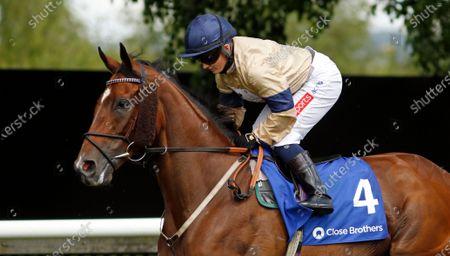 Editorial picture of Horse Racing - 26 Jun 2021