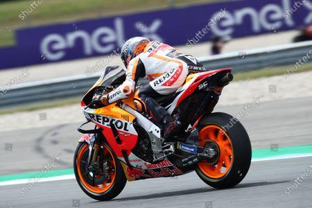Editorial photo of MotoGP 2021: Dutch GP, TT Circuit Assen, Netherlands - 26 Jun 2021