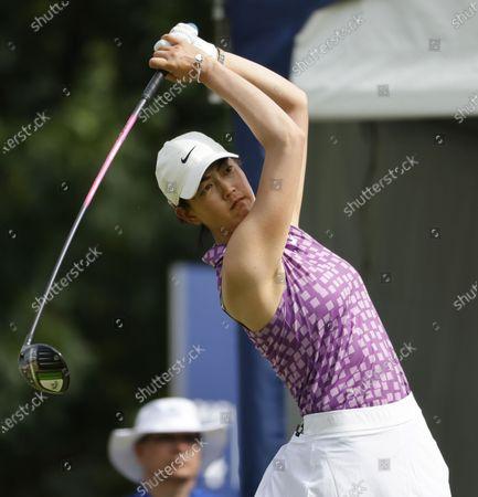 Editorial image of 2021 KPMG Women's PGA Championship golf tournament, Johns Creeek, USA - 26 Jun 2021