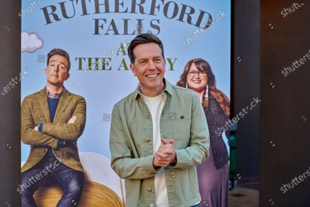 Editorial picture of Rutherford Falls and The Autry Museum of the West, Photocall, Los Angeles, USA - 26 Jun 2021