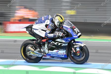 TT CIRCUIT ASSEN, NETHERLANDS - JUNE 26: Barry Baltus, NTS RW Racing GP at TT Circuit Assen on Saturday June 26, 2021 in ASSEN, Netherlands. (Photo by Gold and Goose / LAT Images)