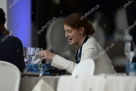 Stock Picture of Jennifer Gates, Global Champions League, second competition presented by Metrobus Prize