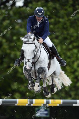 Editorial image of International Horse Riding Longines Paris Eiffel Jumping 2021, Longines Global Champions Tour Equestrian CSI 5, Paris, France - 26 Jun 2021