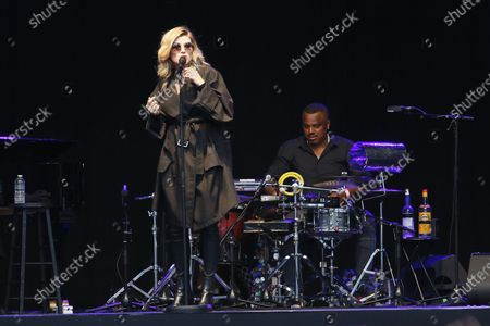 Editorial photo of La Defense Jazz Festival, Paris, France - 26 Jun 2021