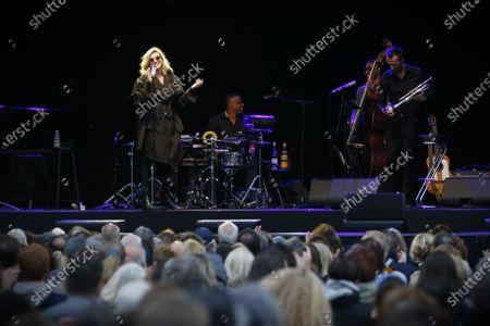 Editorial image of La Defense Jazz Festival, Paris, France - 26 Jun 2021