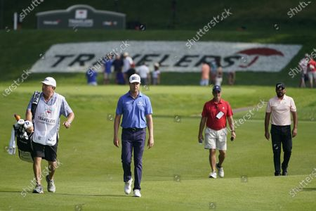 Editorial picture of Travelers Championship Golf, Cromwell, United States - 27 Jun 2021