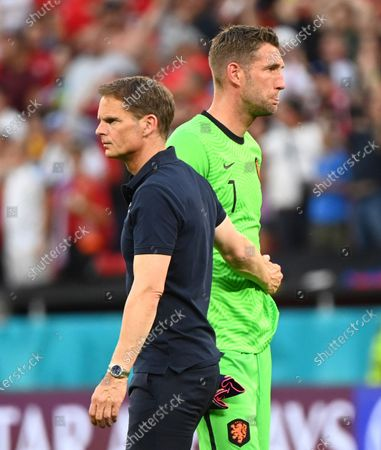 Editorial photo of Netherlands Czech Republic Euro 2020 Soccer, Budapest, Hungary - 27 Jun 2021