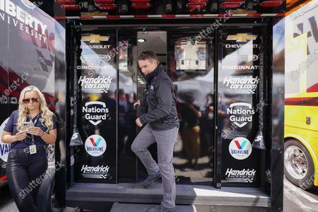 Editorial image of NASCAR Pocono Gordon's Future Auto Racing, Long Pond, United States - 27 Jun 2021