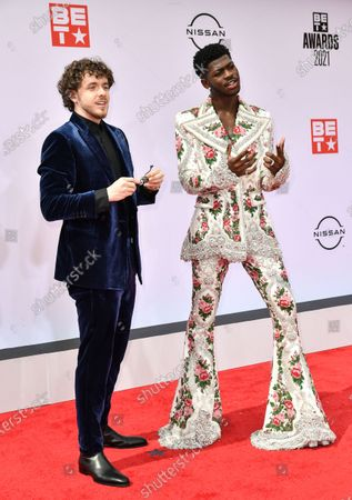 Jack Harlow and Lil Nas X