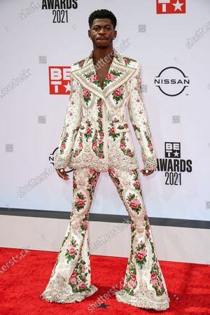 Stock Image of Lil Nas X