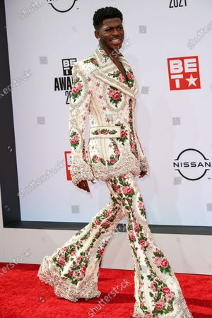 Stock Photo of Lil Nas X