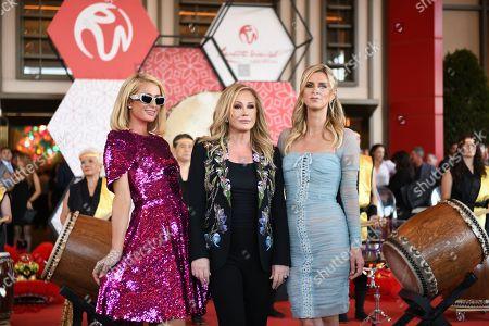 Editorial photo of Resorts World Las Vegas Opening Night Event, Nevada, USA  - 25 Jun 2021