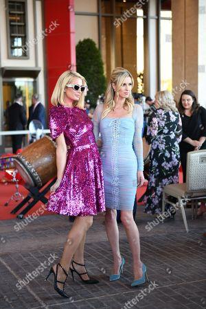 Editorial image of Resorts World Las Vegas Opening Night Event, Nevada, USA  - 25 Jun 2021