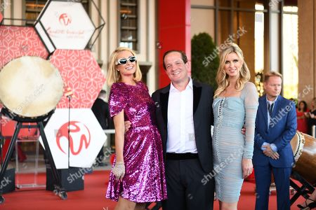 Editorial picture of Resorts World Las Vegas Opening Night Event, Nevada, USA  - 25 Jun 2021