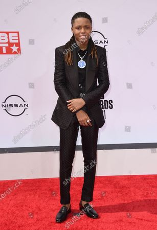 Michael Epps arrives at the BET Awards, at the Microsoft Theater in Los Angeles